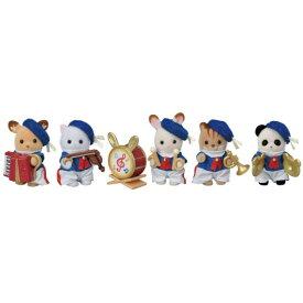 シルバニアファミリー C-61赤ちゃんセレブレーションマーチングバンドおもちゃ こども 子供 女の子 人形遊び 3歳