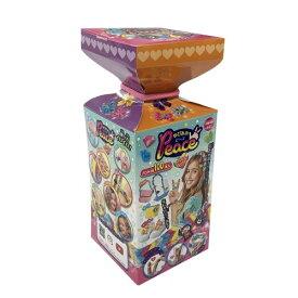 ゆびあみピース ハッピーミックスおもちゃ こども 子供 女の子 ままごと ごっこ 作る 4歳