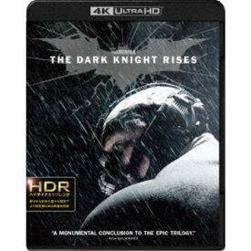 ダークナイト ライジング UltraHD 【Blu-ray】