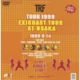 TRF/TOUR 1999 exicoast tour at OSAKA 【DVD】