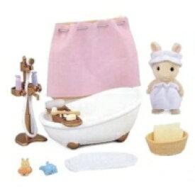 シルバニアファミリー カ-605 おふろセット おもちゃ こども 子供 女の子 人形遊び 家具 4歳