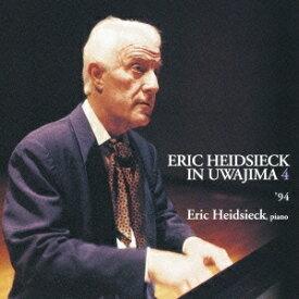 エリック・ハイドシェック/ハイドシェック/伝説の宇和島ライヴ4 【革命・告別・幻想】 【CD】