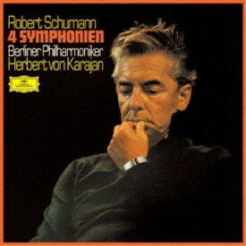 ヘルベルト・フォン・カラヤン/シューマン:交響曲全集 (初回限定)《SACD ※専用プレーヤーが必要です》 【CD】