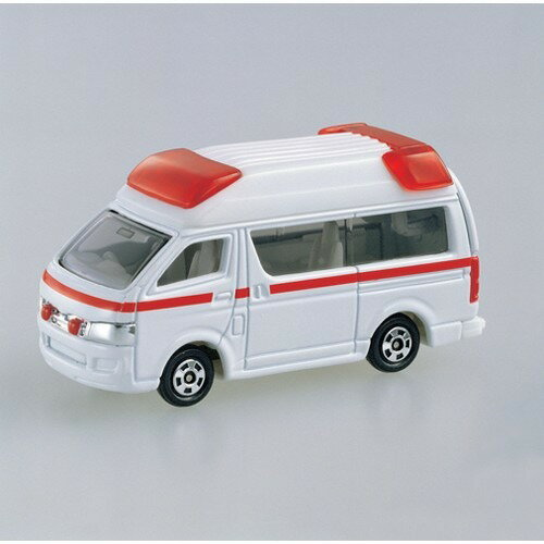 トミカ 079 トヨタ ハイメディック救急車