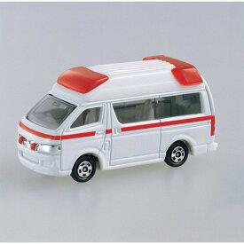 トミカ 079 トヨタ ハイメディック救急車 おもちゃ こども 子供 男の子 ミニカー 車 くるま 3歳