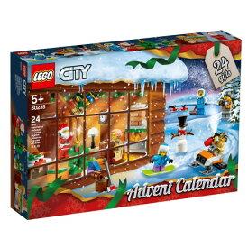 レゴ(R)シティ アドベントカレンダー 60235 おもちゃ こども 子供 レゴ ブロック 5歳 LEGO