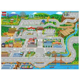 トミカ おでかけレジャーマップ おもちゃ こども 子供 男の子 ミニカー 車 くるま 3歳