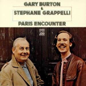 ゲイリー・バートン&ステファン・グラッペリ/パリのめぐり逢い《完全限定盤》 (初回限定) 【CD】
