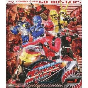 特命戦隊ゴーバスターズ Vol.1 【Blu-ray】