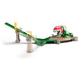ホットウィール マリオカート パックンフラワー トラックセットおもちゃ こども 子供 男の子 ミニカー 車 くるま 5歳 スーパーマリオブラザーズ