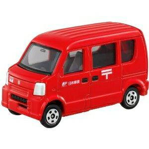 トミカ 068 郵便車(ブリスター)