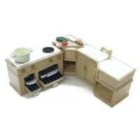 シルバニアファミリー カ-411 キッチンセット