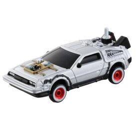 ドリームトミカ 146 デロリアン part3 おもちゃ こども 子供 男の子 ミニカー 車 くるま 3歳