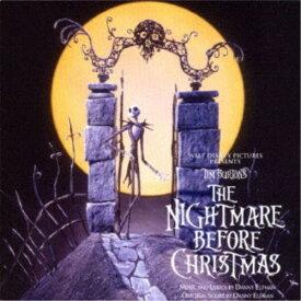 (オリジナル・サウンドトラック)/ナイトメアー・ビフォア・クリスマス オリジナル・サウンドトラック スペシャル・エディション 【CD】