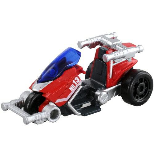 トミカ ハイパーシリーズ ハイパーレスキュー HR13 機動放水バイク