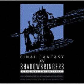 SHADOWBRINGERS:FINAL FANTASY XIV Original Soundtrack 【Blu-ray】