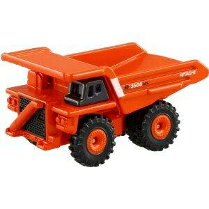 トミカ 102 日立建機 リジッドダンプトラック EH3500ACII (ブリスター) おもちゃ こども 子供 男の子 ミニカー 車 くるま 3歳