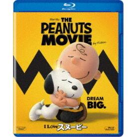 I LOVE スヌーピー THE PEANUTS MOVIE 【Blu-ray】