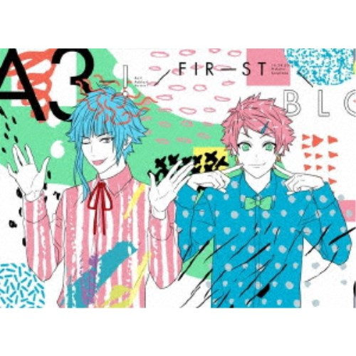 A3! FIRST Blooming FESTIVAL 【Blu-ray】