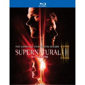 【送料無料】SUPERNATURAL XIII スーパーナチュラル <サーティーン・シーズン> コンプリート・ボックス 【Blu-ray】
