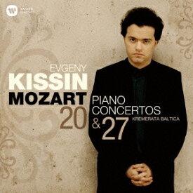エフゲニー・キーシン/モーツァルト:ピアノ協奏曲第20番&第27番 【CD】