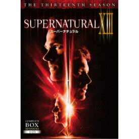 SUPERNATURAL XIII スーパーナチュラル <サーティーン・シーズン> コンプリート・ボックス 【DVD】