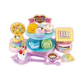 ディズニー ツムツム くるくるスイーツ!にぎやかケーキ屋さん おもちゃ こども 子供 女の子 ままごと ごっこ 作る 3歳 ミッキーマウス