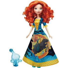 【送料無料】ロイヤルフレンズ ディズニープリンセス お水でチェンジドレス メリダ おもちゃ こども 子供 女の子 3歳