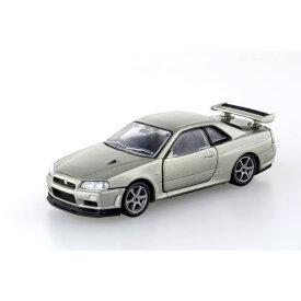 トミカプレミアムRS 日産 スカイライン GT-R V・specII Nur (ミレニアムジェイド) おもちゃ こども 子供 男の子 ミニカー 車 くるま