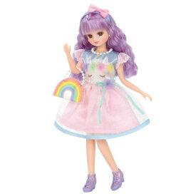 リカちゃん LD-15 ゆめかわユニコーンおもちゃ こども 子供 女の子 人形遊び