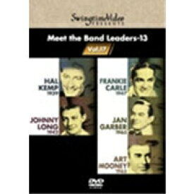 Meet the Band Leaders-13 【DVD】