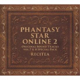 【送料無料】(ゲーム・ミュージック)/ファンタシースターオンライン2 オリジナルサウンドトラック Vol.7&8 豪華セット 【CD】