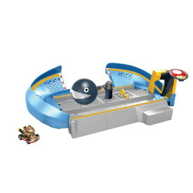 ホットウィール マリオカート ワンワン トラックセットおもちゃ こども 子供 男の子 ミニカー 車 くるま 5歳 スーパーマリオブラザーズ