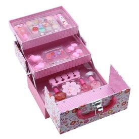 スモールレディ バニティメイクボックスおもちゃ こども 子供 女の子 メイク セット