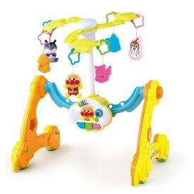 アンパンマン 8WAY ウォーカーまでへんしん!よくばりメリー おもちゃ こども 子供 知育 勉強 ベビー 0歳