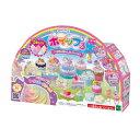 ホイップる W-133 レインボークリームパーティーセットおもちゃ こども 子供 女の子 ままごと ごっこ 作る 8歳