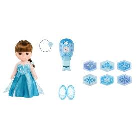 ラッピング対応可◆ずっとぎゅっと レミン&ソラン ソラン ヘアデコセット =アナと雪の女王エルサ= クリスマスプレゼント おもちゃ こども 子供 女の子 人形遊び 3歳
