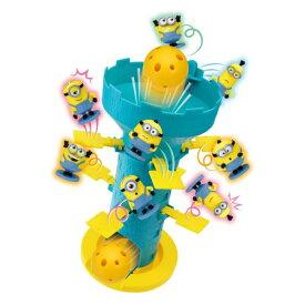 ぶっ飛び!タワーゲーム・ミニオンおもちゃ こども 子供 パーティ ゲーム 4歳 ミニオンズ