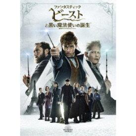 ファンタスティック・ビーストと黒い魔法使いの誕生 【DVD】