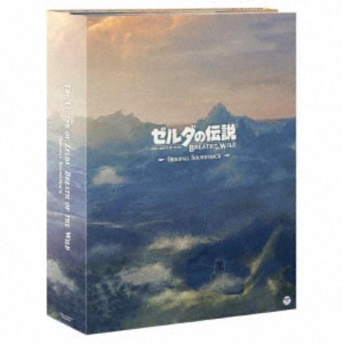 【送料無料】(ゲーム・ミュージック)/ゼルダの伝説 ブレス オブ ザ ワイルド オリジナルサウンドトラック《通常盤》 【CD】