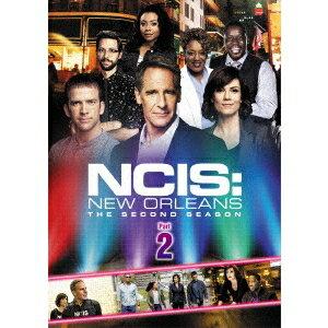 NCIS:ニューオーリンズ シーズン2 DVD-BOX Part2 【DVD】