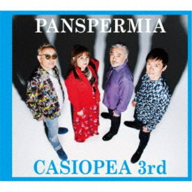 【送料無料】CASIOPEA 3rd/PANSPERMIA 【CD+DVD】