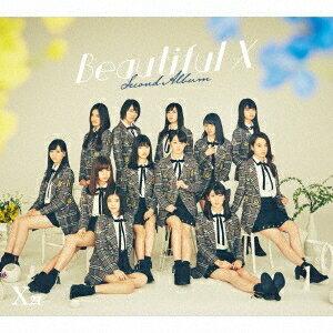 【送料無料】X21/Beautiful X《VR盤》 (初回限定) 【CD】