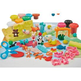 ねんDo! わくわく動物セットおもちゃ こども 子供 知育 勉強 3歳