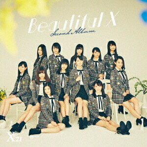 X21/Beautiful X《通常盤》 【CD】