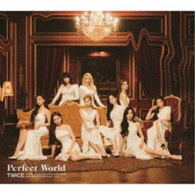 TWICE/Perfect World《限定A盤》 (初回限定) 【CD+DVD】