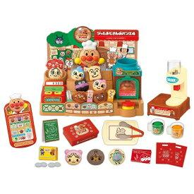 【送料無料】かまどでやこう♪ジャムおじさんのやきたてパン工場DX おもちゃ こども 子供 知育 勉強 3歳 アンパンマン