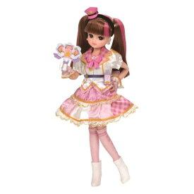 リカちゃん ポリス×戦士 ラブパトリーナ! ツバサ リカちゃんおもちゃ こども 子供 女の子 人形遊び 3歳