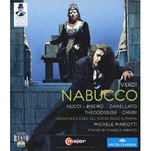 ヴェルディ:オペラ全集3 ナブッコ 【Blu-ray】
