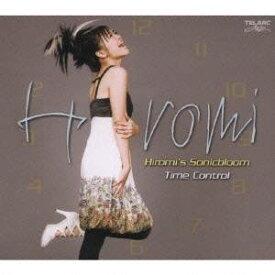 上原ひろみ〜Hiromi's Sonicbloom/タイム・コントロール 【CD】